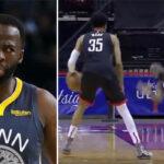 NBA – Draymond Green salement crossé et humilié sur les réseaux
