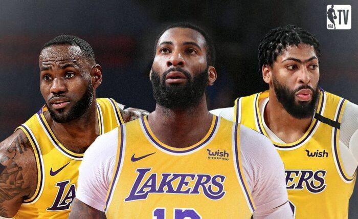 NBA Andre Drummond est bluffé par l'un de ses nouveaux coéquipiers