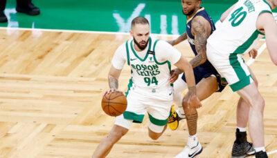 NBA – Le seul regret du coach des Celtics concernant Evan Fournier après son match