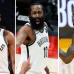 NBA – Barkley met le feu aux poudres entre LeBron, Harden et Giannis !
