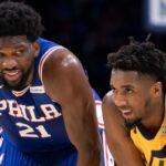 NBA – L'échange lunaire entre Embiid et Donovan Mitchell sur Twitter
