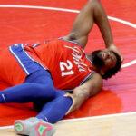 NBA – Grosse inquiétude après la vilaine blessure de Joel Embiid !