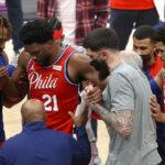 NBA – Le verdict tombe pour Joel Embiid après son impressionnante blessure !
