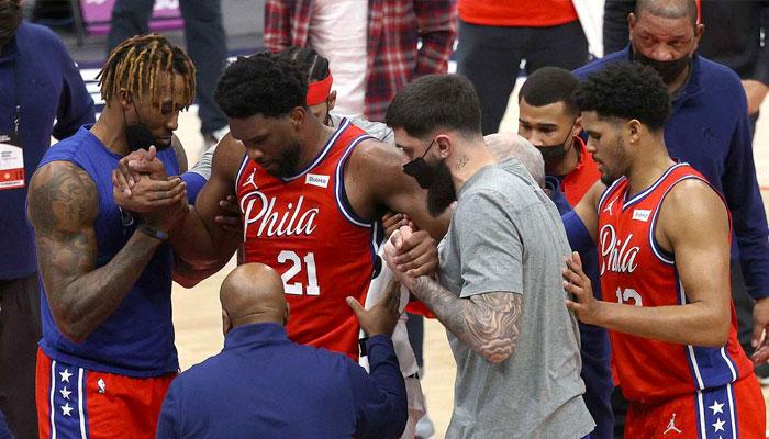 Le verdict tombe pour Joel Embiid après son impressionnante blessure ! NBA
