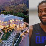 NBA – Kawhi Leonard achète une maison gargantuesque