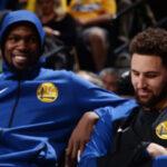 NBA – L'échange génial et WTF de Klay Thompson et Kevin Durant sur les réseaux