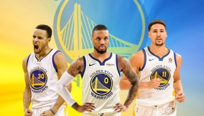 NBA – Un trio fou Curry, Klay, Lillard aux Warriors ? L'éternel regret
