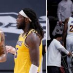 NBA – Comment jouer sans LeBron pour les Lakers ? Kuzma et Harrell répondent