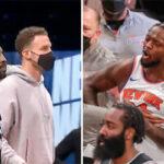 NBA – Le derby new-yorkais finit en polémique, Randle pète un câble