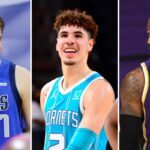 NBA – LaMelo Ball rejoint LeBron et Luka Doncic dans un club all-time ultra-sélect