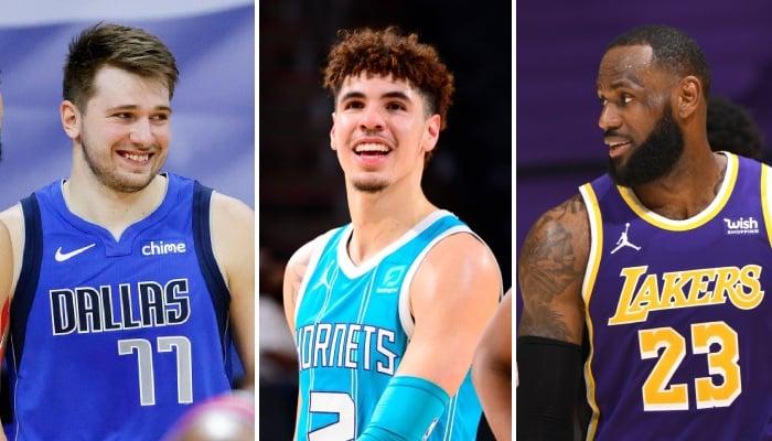 Le rookie NBA des Charlotte Hornets, LaMelo Ball, vient d'égaler une performance simplement réalisées jusqu'ici par la star des Dallas Mavericks, Luka Doncic, et le leader des Los Angeles Lakers, LeBron James, dans l'histoire