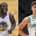 NBA – Draymond Green lâche un gros tweet pour LaMelo après sa performance !