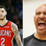 NBA – LaVar disjoncte et met Lonzo dans la sauce !