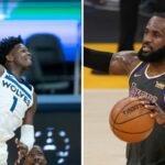 NBA – Anthony Edwards met la ligue à ses pieds et fait mieux que LeBron !
