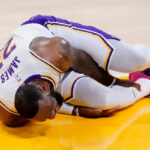 NBA – Absence prolongée pour LeBron James