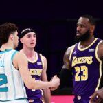 NBA – LeBron donne son honnête première impression de LaMelo Ball