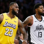 NBA – LeBron James sélectionne Paul George… et se justifie