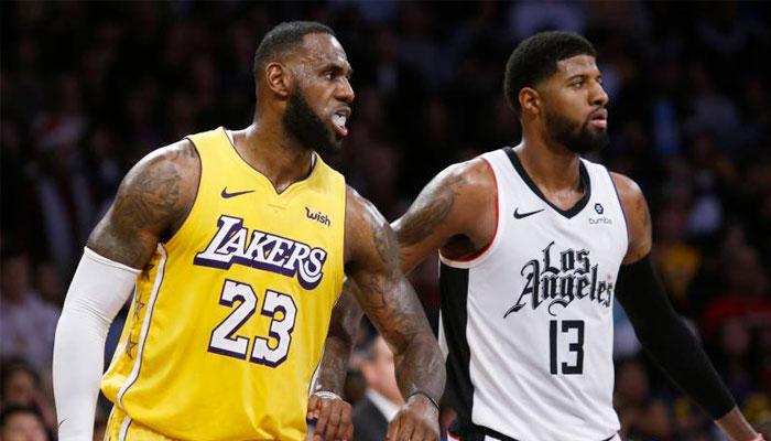 LeBron James sélectionne Paul George... et se justifie NBA