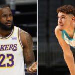 NBA – Les propos de LaMelo qui vont faire rager LeBron et KD !