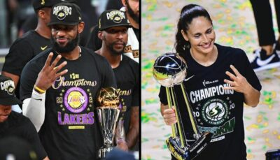 NBA – Le salaire scandaleux de « l'équivalent » de LeBron en WNBA