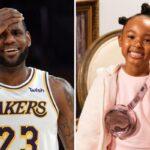 NBA – La famille James, LeBron inclus, fait le buzz dans un Tik Tok viral !