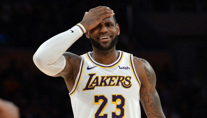 LeBron James n'en croit pas ses yeux