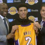 NBA – La vraie raison qui a poussé les Lakers à drafter Lonzo Ball