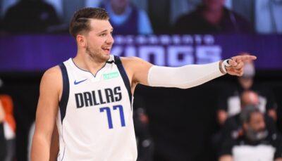 NBA – Le record vieux de plusieurs décennies claqué hier par Luka Doncic