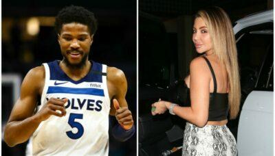 NBA – Malik Beasley revient à cœur ouvert sur son idylle avec Larsa