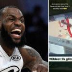NBA – Un énorme et hilarant bug 2K fait le buzz !
