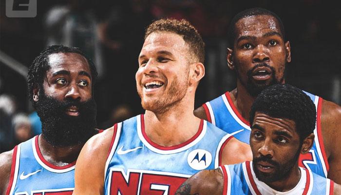 NBA - Le poste inattendu de Blake Griffin à Brooklyn - Parlons Basket