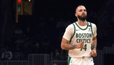 NBA – Stoppé en plein élan, la première réaction d'Evan Fournier