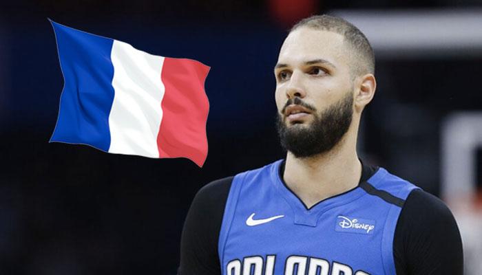 Evan Fournier en NBA révèle sa stratégie d'investissement en France