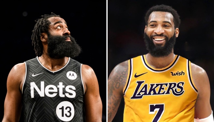 La star NBA des Brooklyn Nets, Andre Drummond, aurait contribué à la signature du pivot Andre Drummond aux Los Angeles Lakers