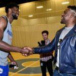 NBA – La réponse géniale de Francis Ngannou à Joel Embiid