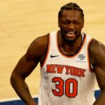 NBA – Monstrueux, Julius Randle tape un record vieux de 36 ans !