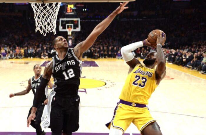 Quand LaMarcus Aldridge rejetait les Lakers