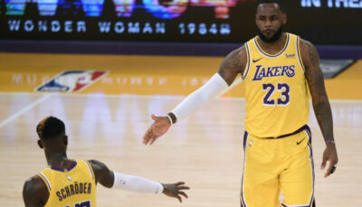 NBA – « Si on se fait sortir, on ne se servira pas de ça comme excuse »