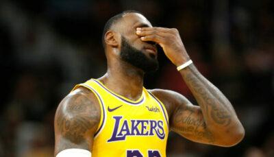 NBA – « Je n'en reviens toujours pas que les Lakers ne l'aient pas pris à la deadline ! »