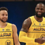NBA – Une vieille discussion virale entre LeBron et Curry ressurgit