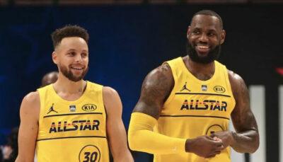 NBA – Une vieille discussion virale entre LeBron et Curry ressurgit
