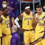 NBA – Un nouveau joueur des Lakers à l'infirmerie ?!
