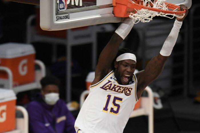 Montrezl Harrell adresse une demande folle à la NBA