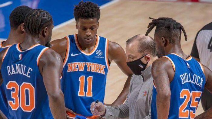 Le joueur des Knicks qui a le plus de chances d'être tradé révélé !