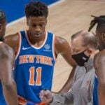 NBA – Le joueur des Knicks qui a le plus de chances d'être tradé révélé