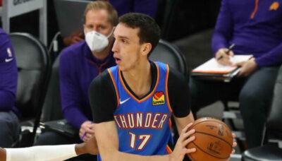NBA – Pokusevski, l'improbable rookie qui a écrit l'histoire hier !