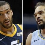 NBA – Rudy Gobert et Nico Batum réagissent à la retraite de Joakim Noah