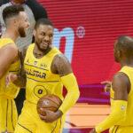 NBA – LeBron révèle son rôle dans la séquence lunaire entre Curry et Lillard