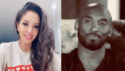 NBA – Le message spécial de Vanessa pour tous les fans de Kobe Bryant