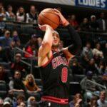 NBA – Zach LaVine annonce sa stratégie pour fumer Curry au concours à 3-pts !